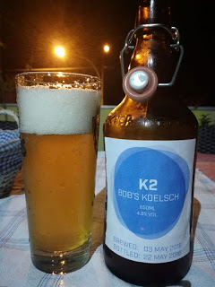 K2 - la mia kolsch