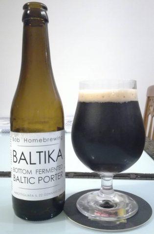 BALTIKA - la birra in concorso