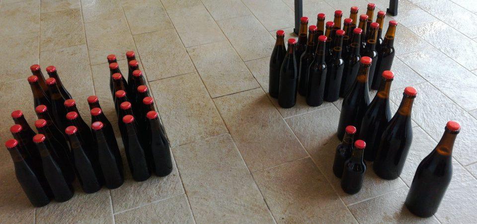 Bottiglie Black Mamba